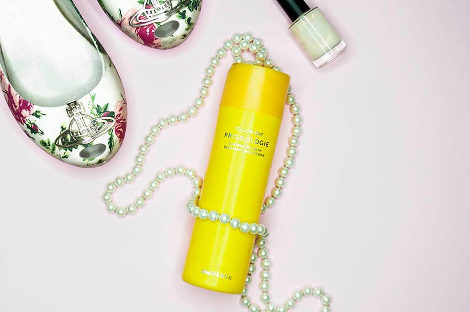 Prismologie Shower gel - Yellow Day