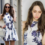 Floral Dress for Spring (Popjulia Review)