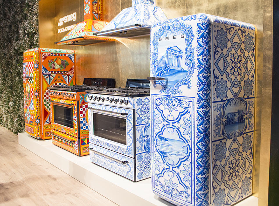 Dolce & Gabbana fridge
