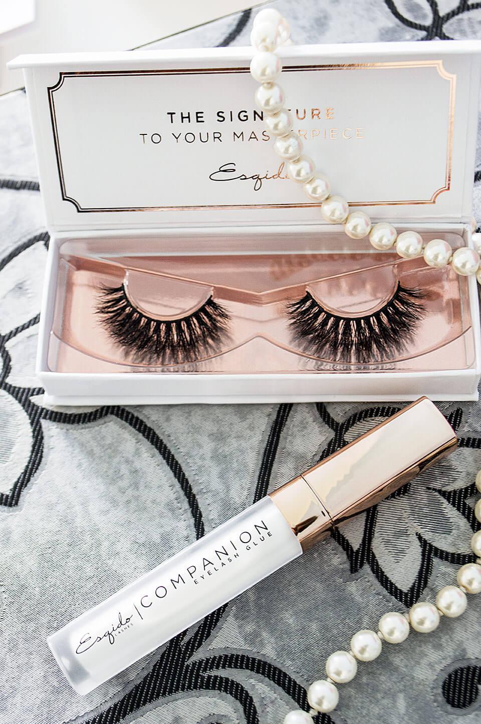 Esqido eyelashes Review