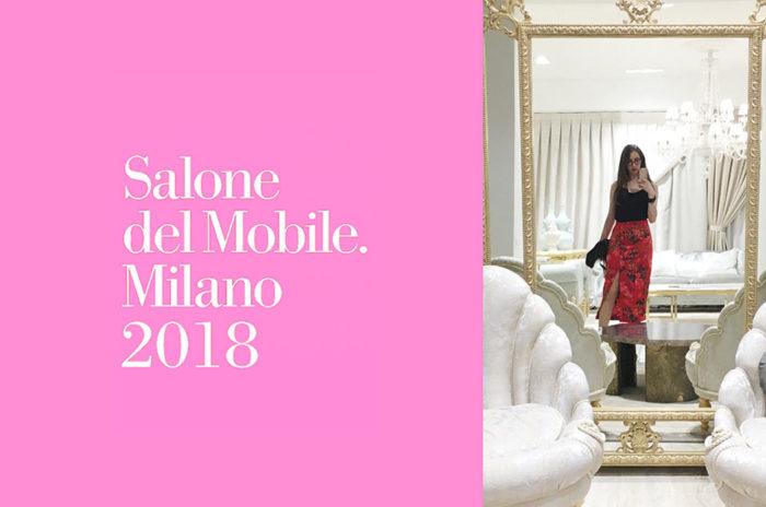 Salone del Mobile Milano 2018