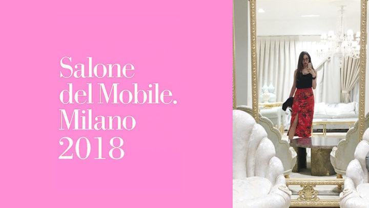 Salão do Móvel em Milão: Tendências 2018