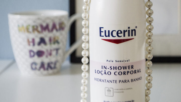 Eucerin In-Shower Body Lotion: Review