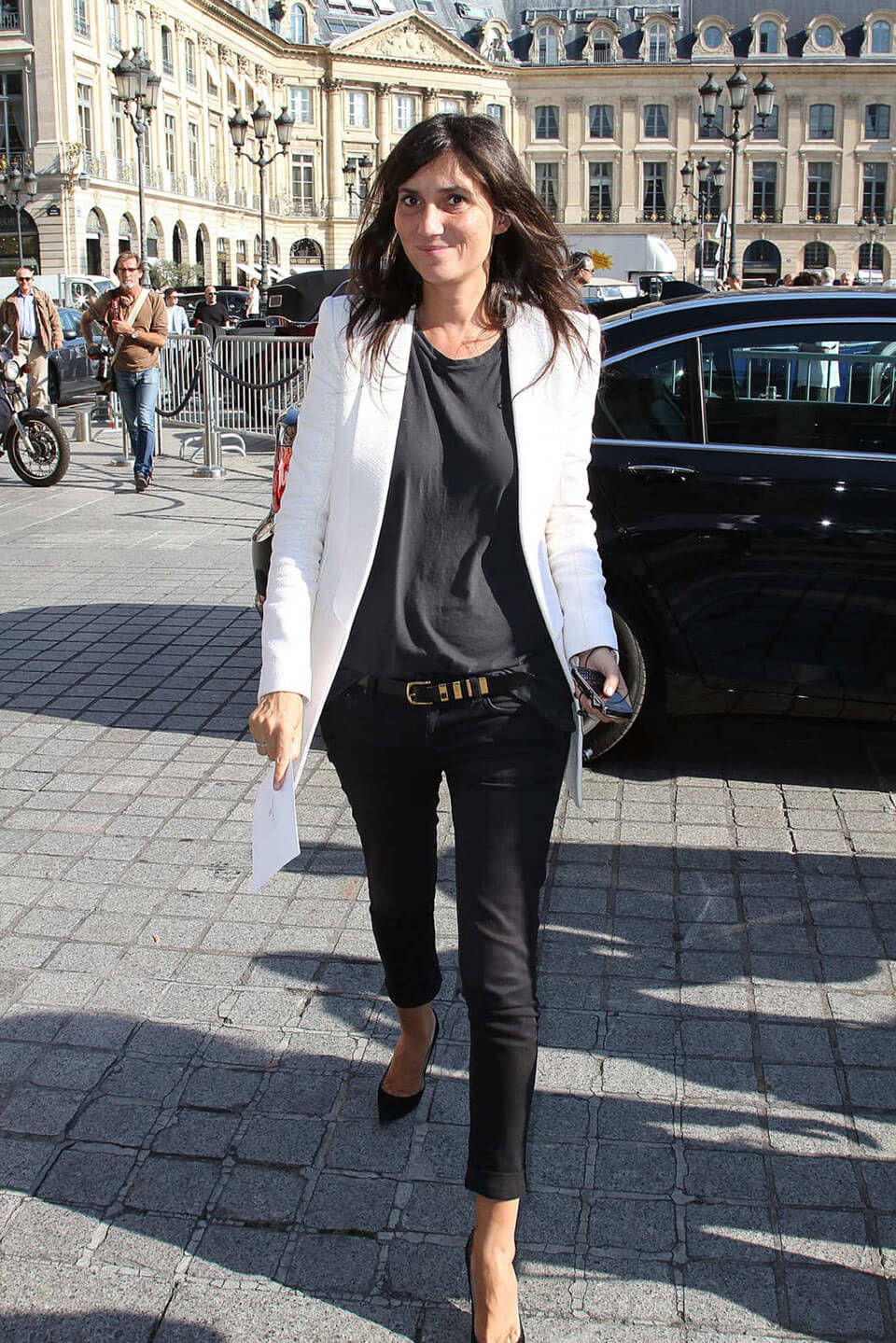 Emmanuelle Alt: French fashion