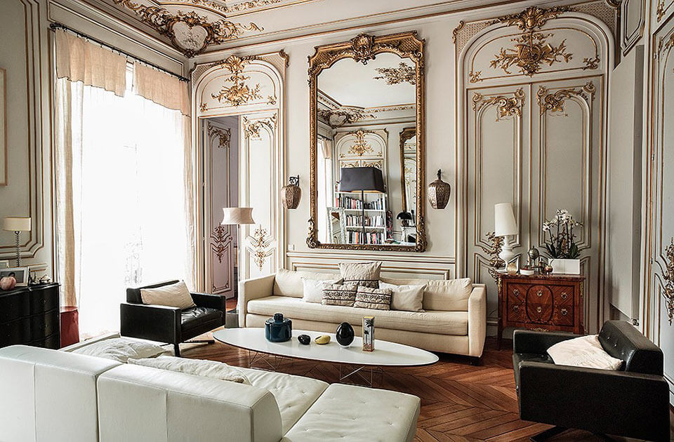 French style decor