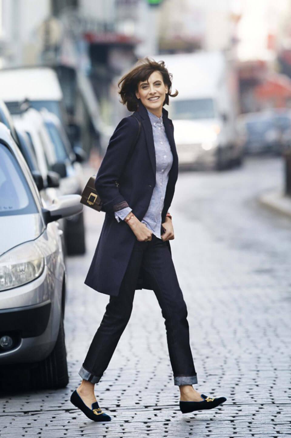 Ines de la Fressange - French style
