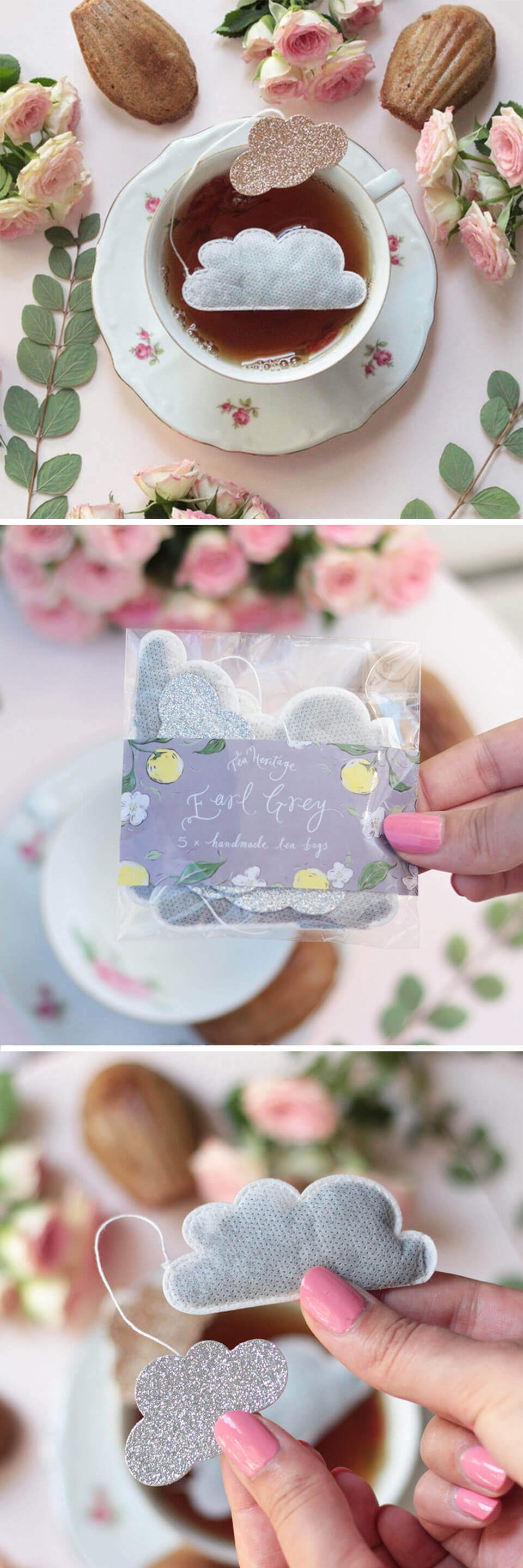 Instagram perfect tea bags