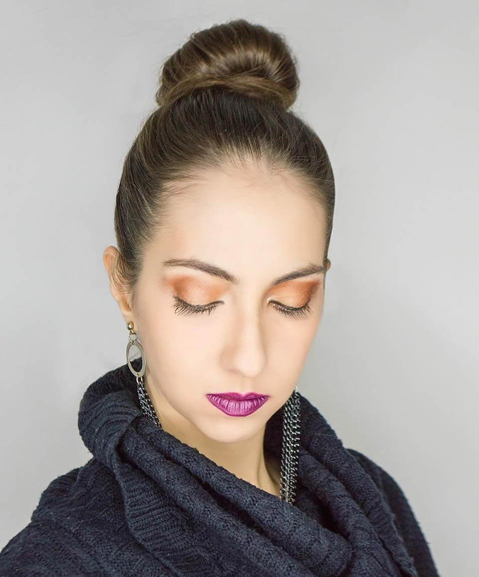 Bun: hairstyle ideas