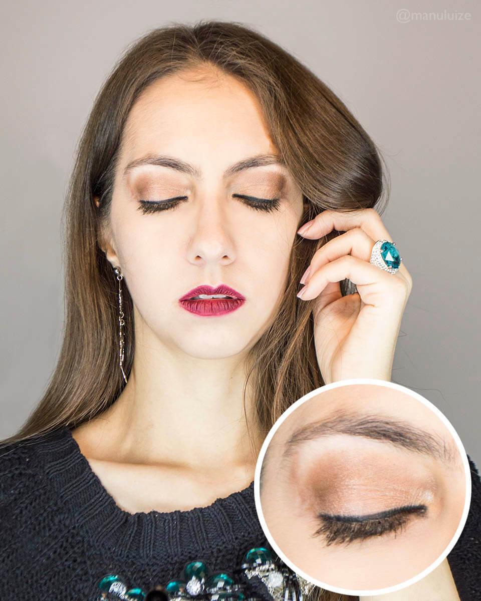Esqido black gel eyeliner review