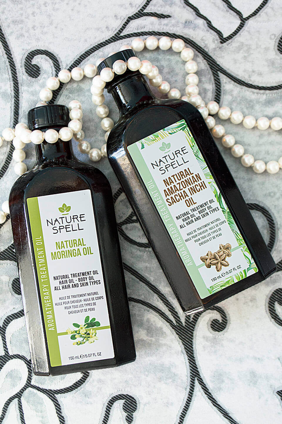 Nature Spell oil review