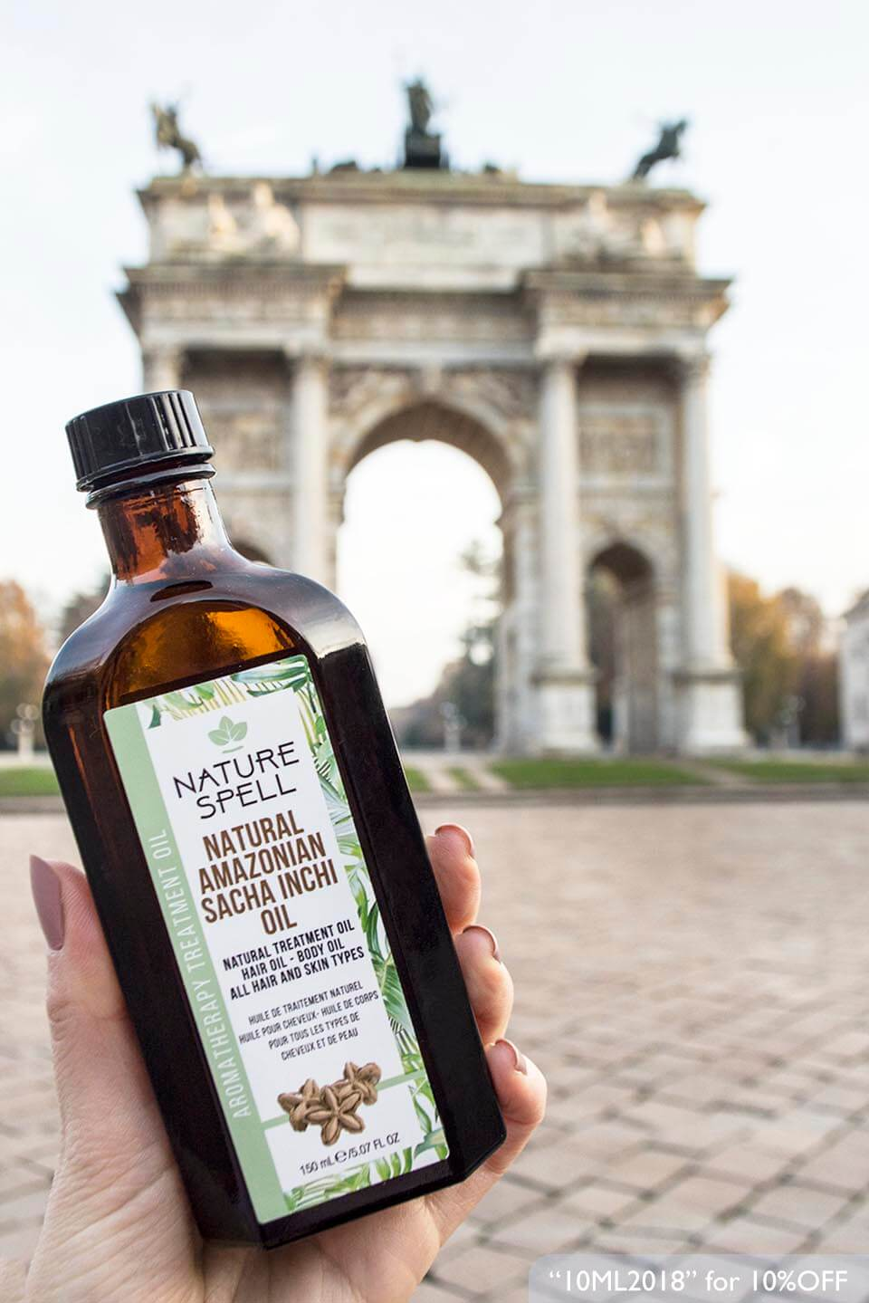 Nature Spell Uk oil review