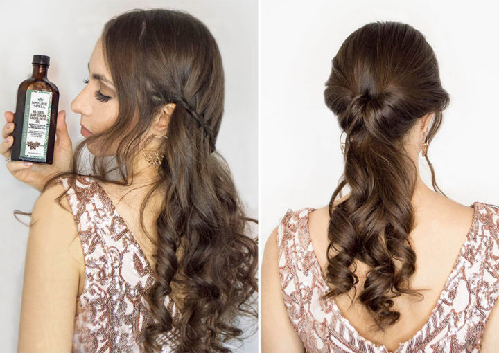 Party hairstyle ideas