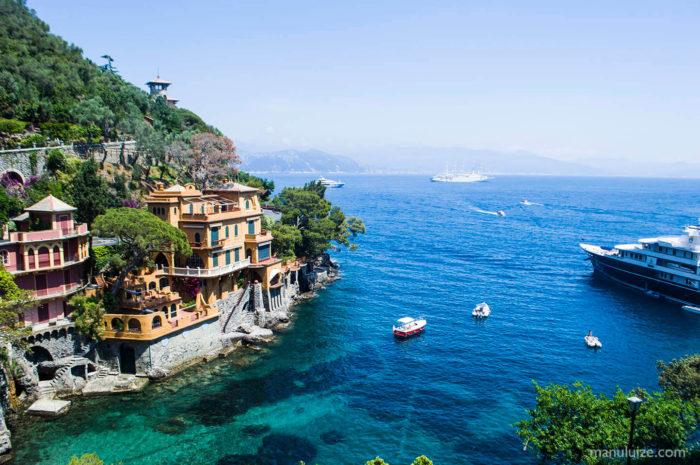 Portofino Itália