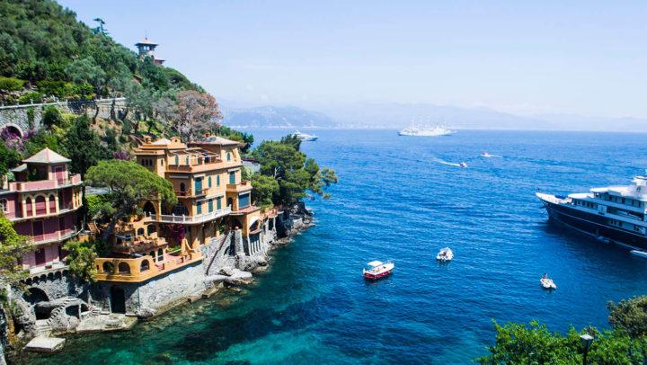 Portofino na Itália