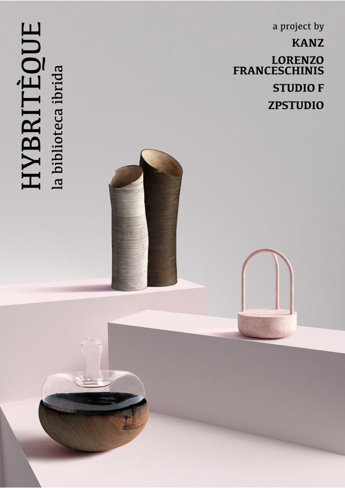 HYBRITEQUE: Milano design week