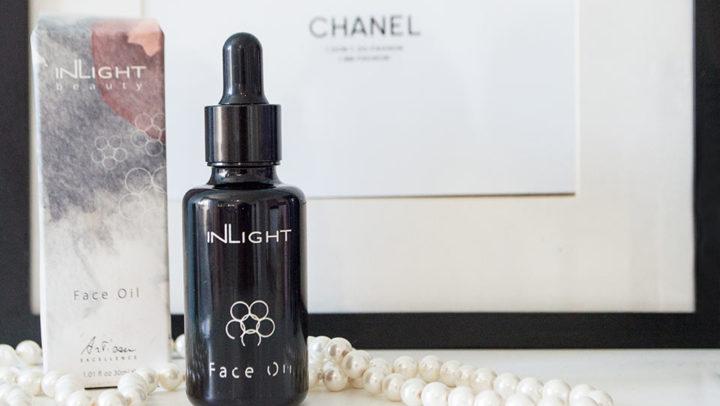 Inlight Face Oil: Óleo Facial (Resenha)
