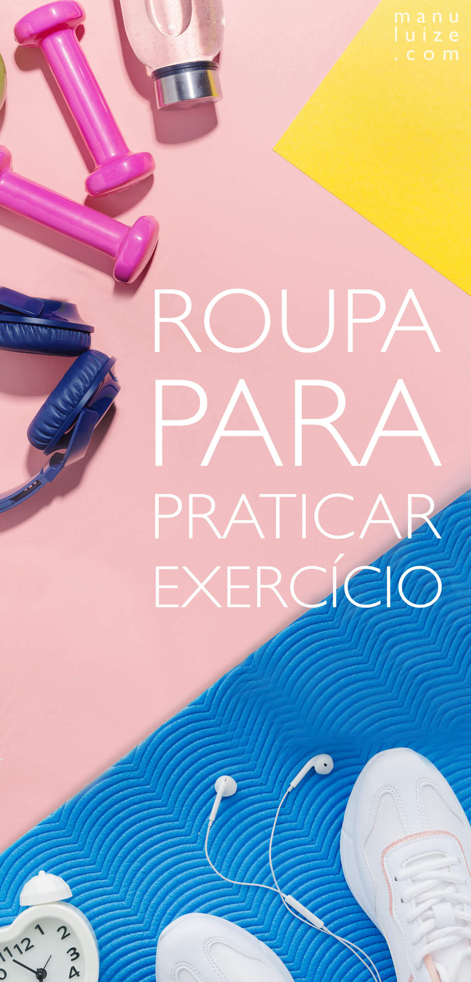 Roupas para praticar exercício