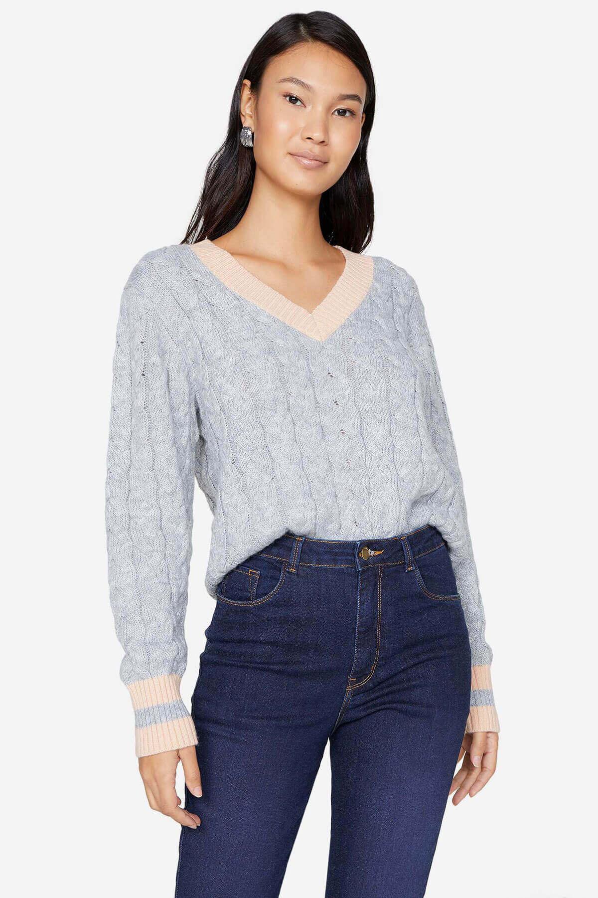 Roupas de trabalho: suéter