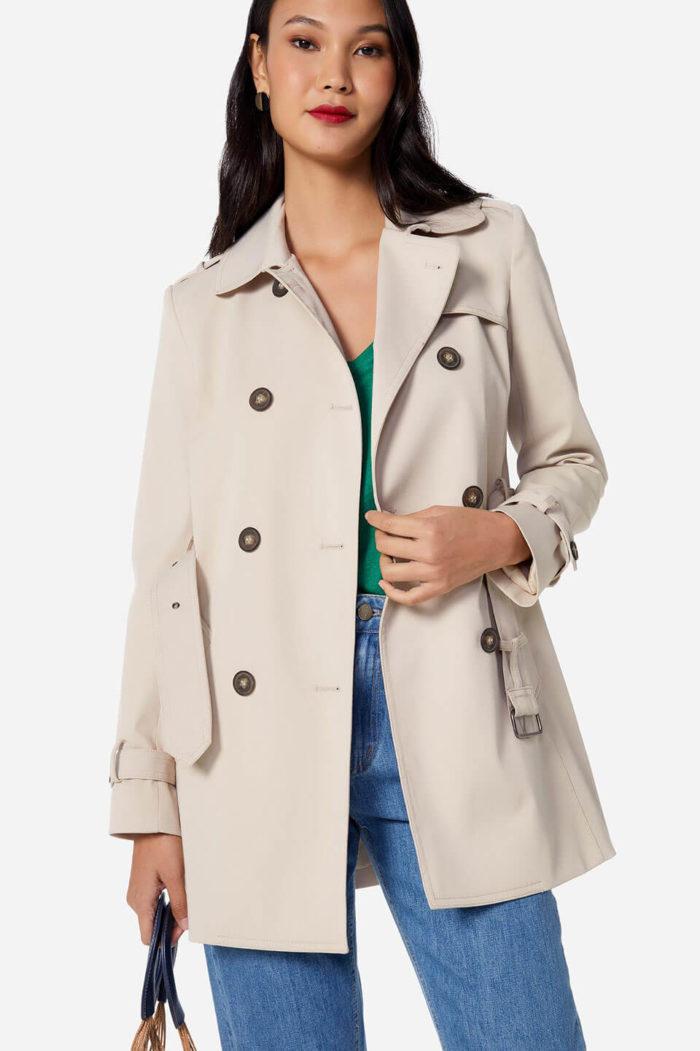 Trench coat: roupas de inverno