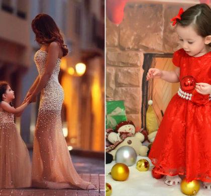 Vestido de festa infantil: 23 Fotos & Looks