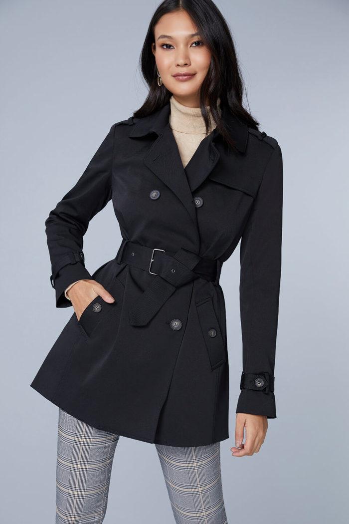Trench coat: look para o dia