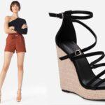 Sandália plataforma: looks e como usar