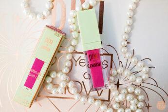Pixi Pleasing pink liquid lip