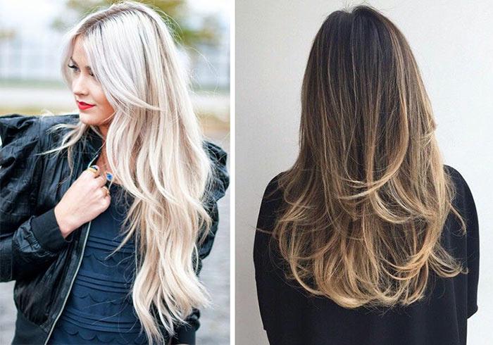30 Tagli capelli lunghi stupendi per ispirarti