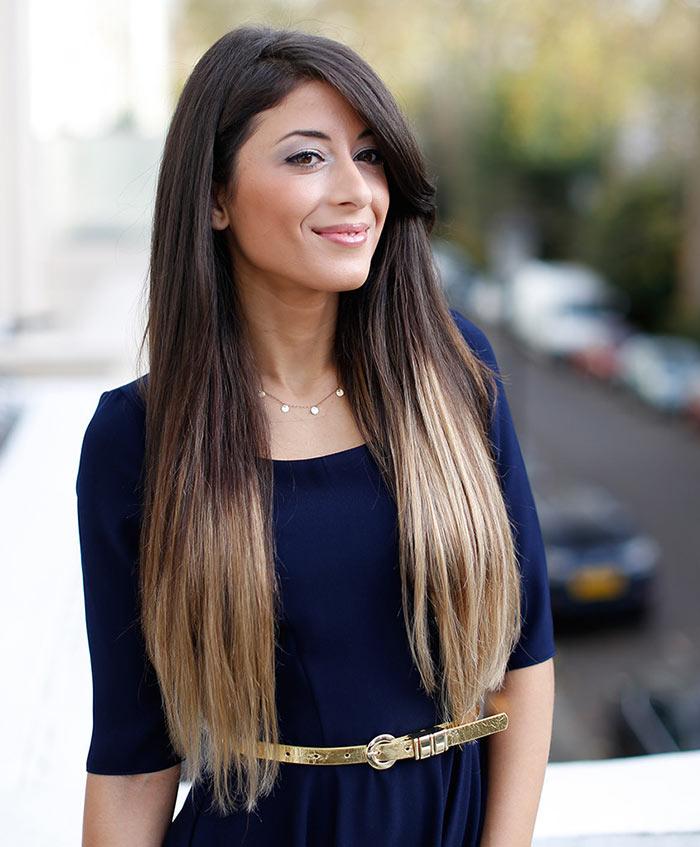 Tagli capelli lunghi dritti