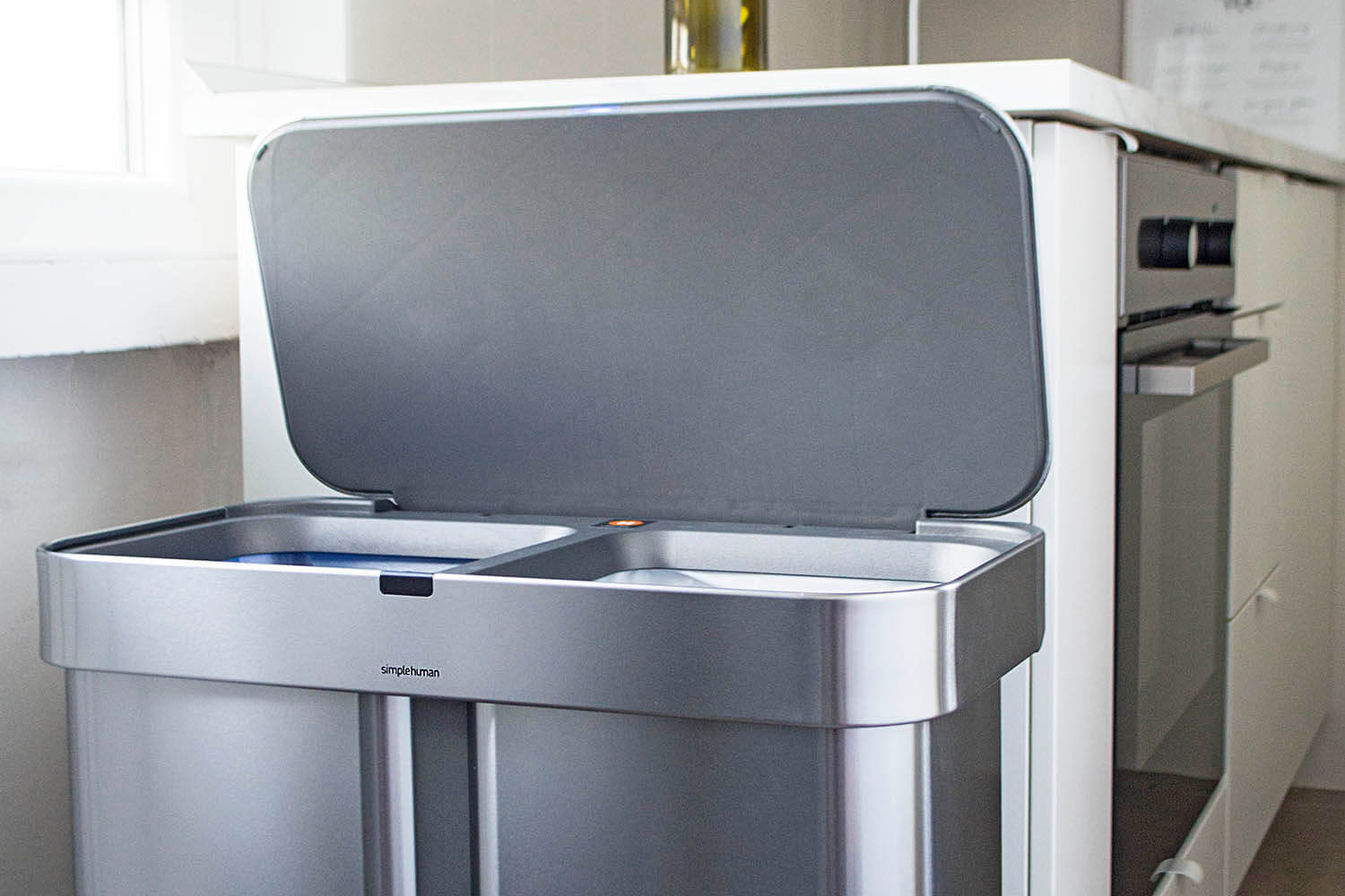 Simple Human trash can review