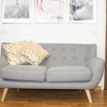 Sofa 2 seater Alice by Diiiz