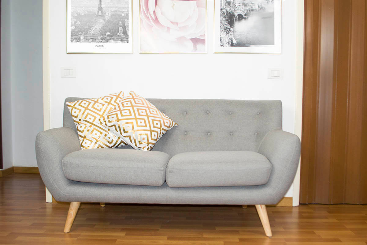 Sofa 2 seater Alice by Diiiz
