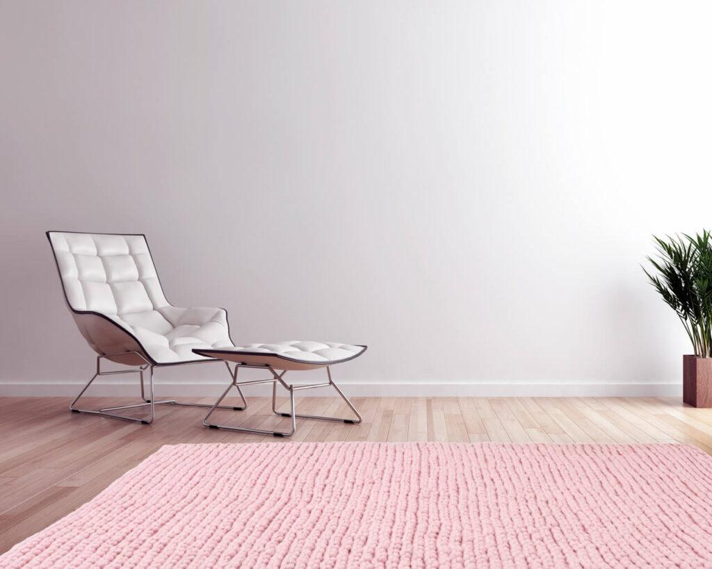 pink rug Sukhi