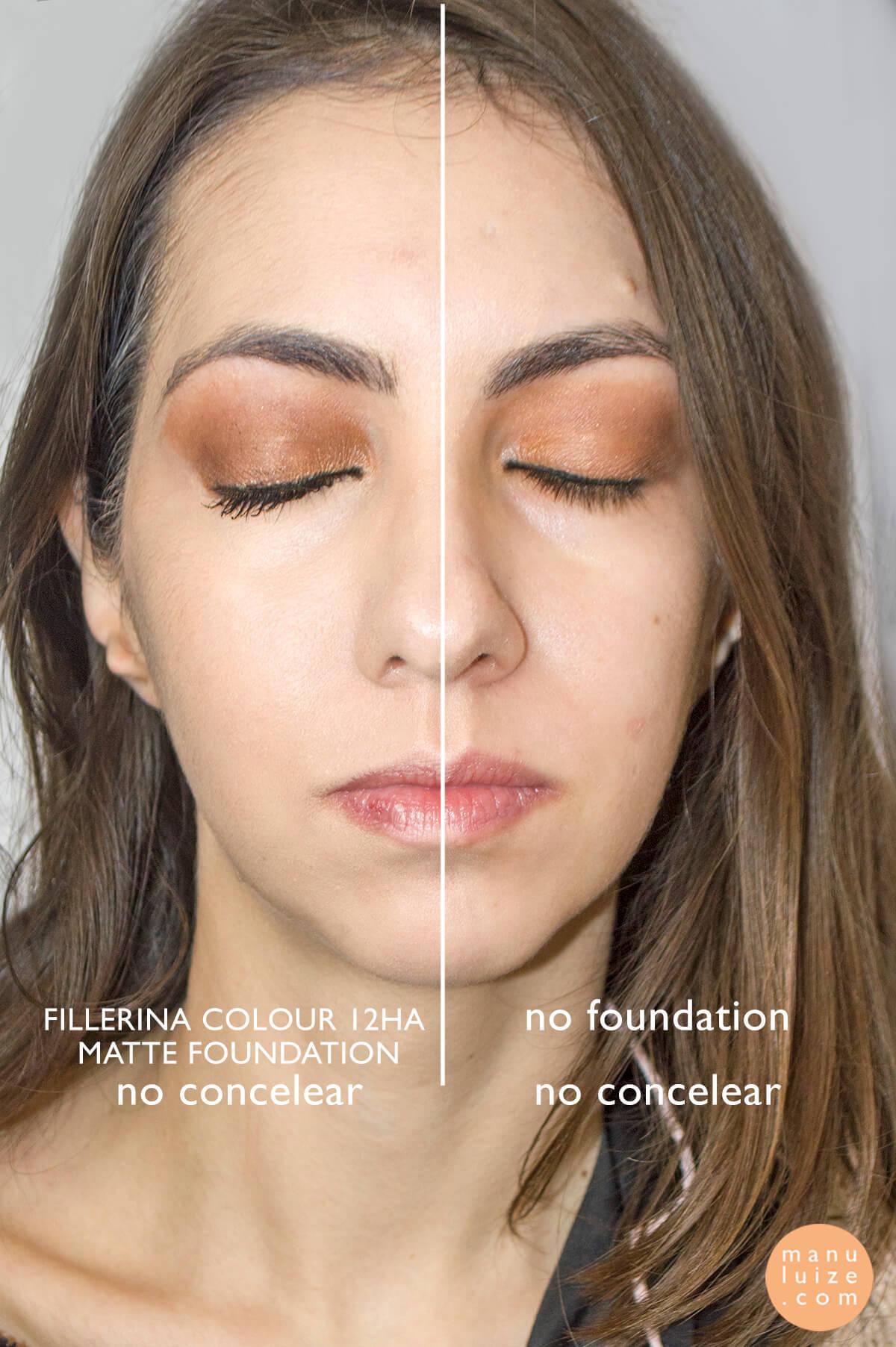 Fillerina Foundation 12 HA