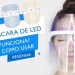 Máscara de LED