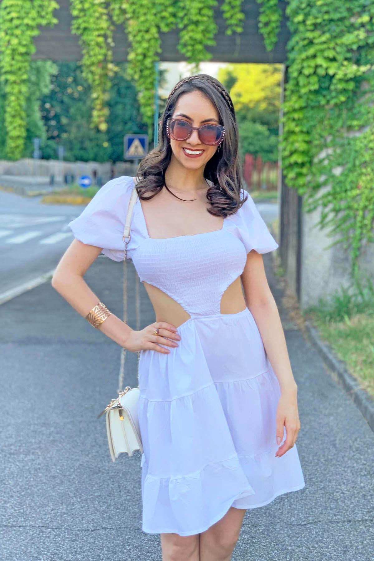 White dress - Lili Fairy review