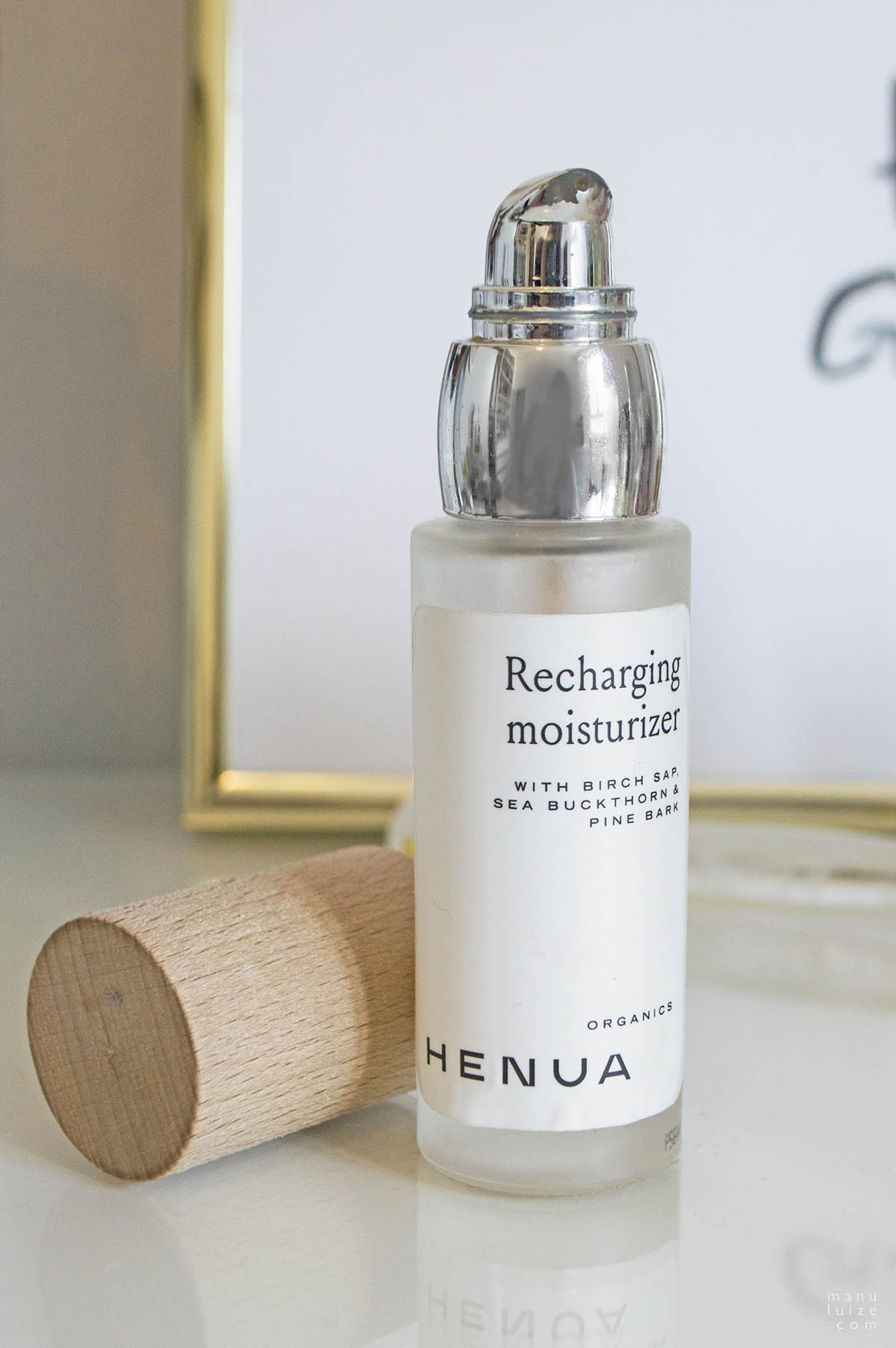 Recharging Moisturizer - Henua Organics Skincare