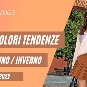 10 Colori tendenze Autunno/ Inverno 2021/2022